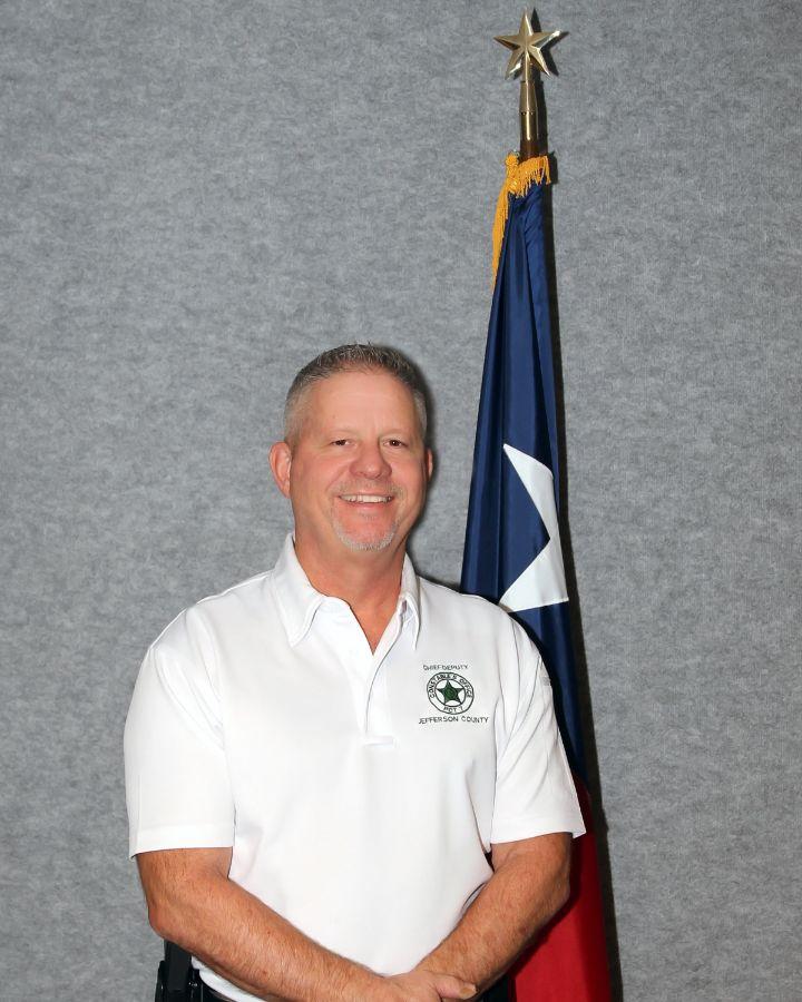 Chief Deputy, Marlin Golmon